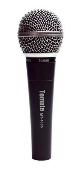 Microfone Profissional Omnidirecional Com Fio Tomate-mt-1005