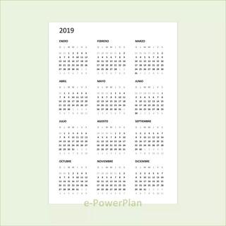 Calendario 2020 Argentina Para Imprimir Pdf.Calendario Tamano A6 En Mercado Libre Argentina