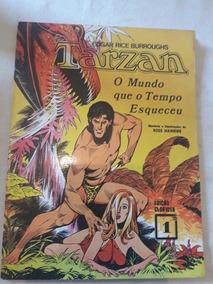 Tarzan O Mundo Que O Tempo Esqueceu Ed Gloriosa Número Ebal