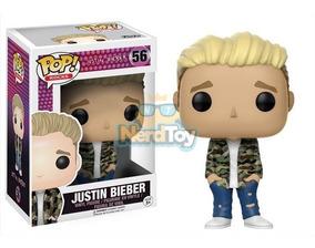 Boneco Funko Pop Rock - Justin Bieber 56 - Lançamento