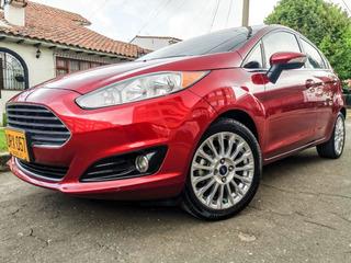 Ford Fiesta Titanium Tp 1.6l Sunroof 6ab Abs Fe