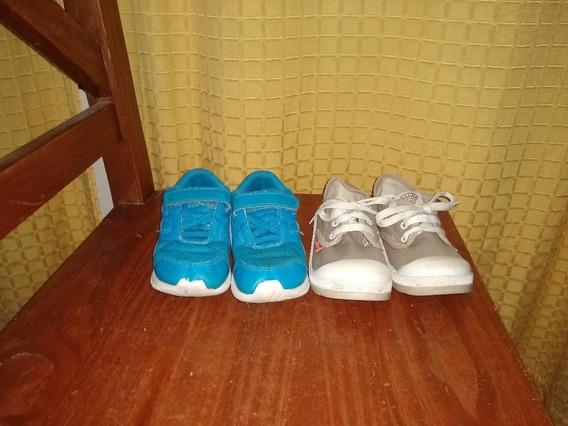 Zapatillas De Niño X 2
