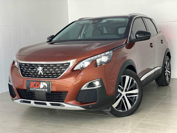 Peugeot 3008 1.6 Thp Griffe Pack At