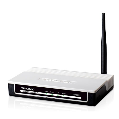 Punto De Acceso Tp-link Wa500g 1 Ant Inalambrico 54 Mbps Fac