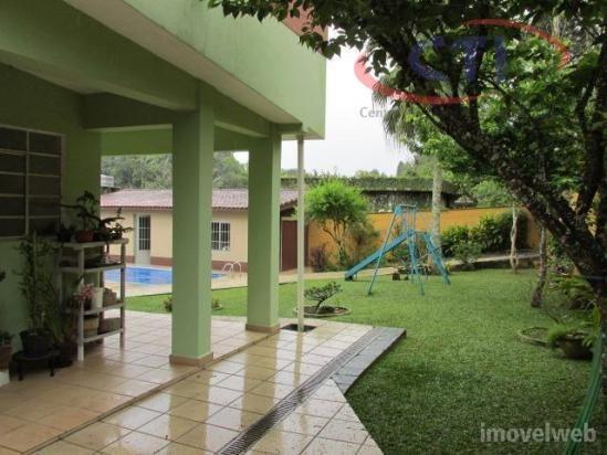 Chácara Residencial À Venda, Em Condominio, Ribeirão Pires. - Ch0004
