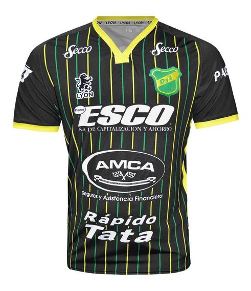 Camiseta Alternativa 2 Defensa Y Justicia Lyon 2020 Ed Copa