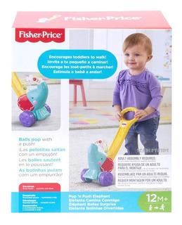 Caminador Elefante Fisher Price Mattel Scarlet Kids