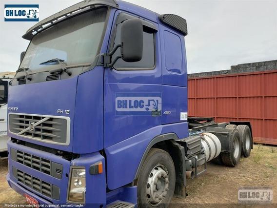 Caminhão Volvo Fh-12 420 6x2 2p (diesel) Ref.187682