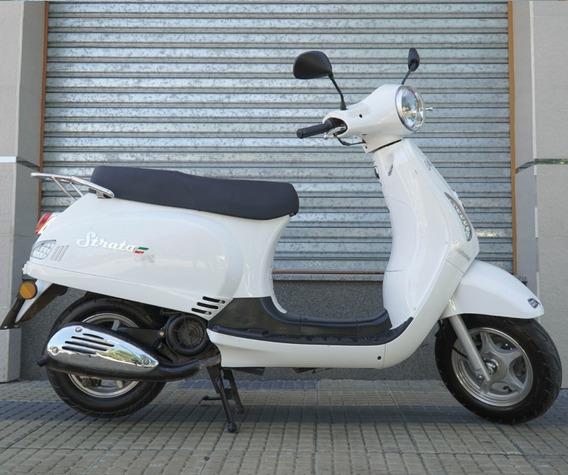 Motomel Strato Euro 150 Scooter Usado 2015 - Puerto Motos