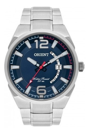 Relógio Orient Mbss1336 D2sx - Refinado