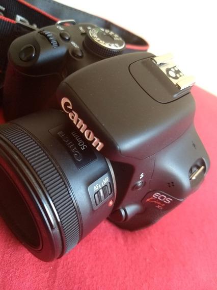 Canon X5 ( T3i ) + 50mm Stm