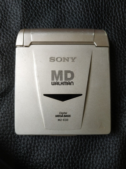 Md Walkman Sony Mz-e33