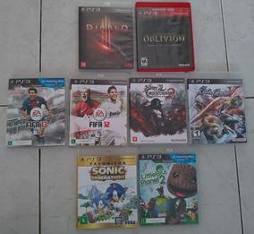 Jogos Original Para Ps 3 (os 8 Jogos $200)