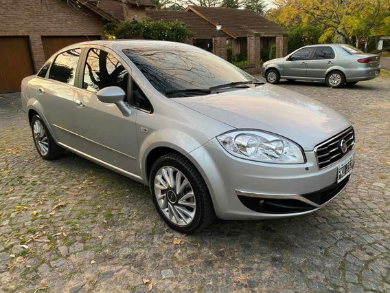 Fiat Linea 2016 1.8 Absolute 130cv Dualogic