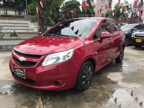 Chevrolet Sail Ls Mecanico 1.4 4p Aa Ab 2014