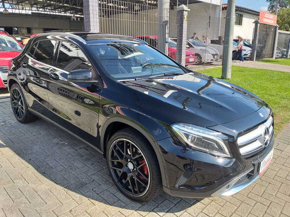 Mercedes-benz Gla 250 2.0 16v Turbo Gasolina Enduro 4p
