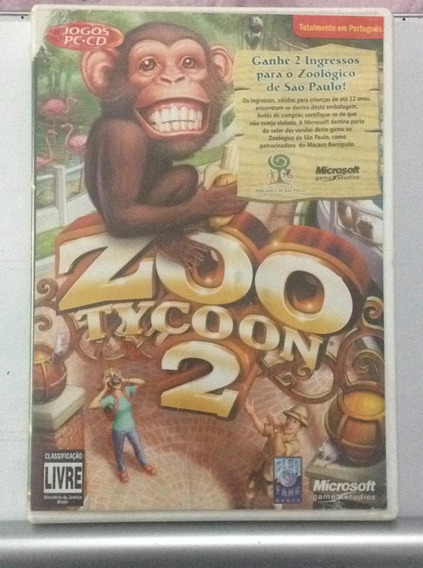 Zoo Tycoon 2 Pc Envio Digital
