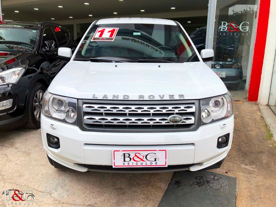 Land Rover Freelander 2 Hse 2.2 Sd4 - 2011 - Blindado