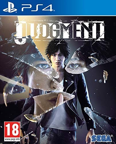 Judgment - Ps4 - Pronta Entrega!
