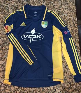 Camisa Metalist 2012-13 Preparada Para Jogo Da Europa League