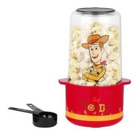 Maquina Para Hacer Palomitas Toy Story 4 Woody Palomera