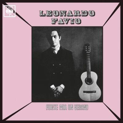 Vinilo Leonardo Favio - Fuiste Mia Un ... 50 Aniv.
