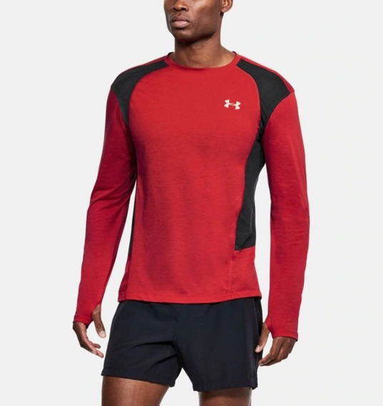 Playera Manga Larga De Hombre Under Armour Ua Swyft