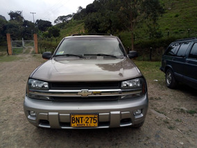 Chevrolet Trailblazer Ltz 2003
