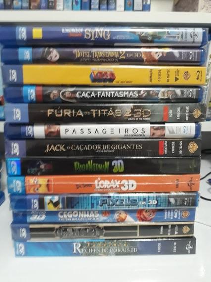 Filmes Em Blu-ray/blu-ray 3d Combos