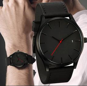 Relógio Social Casual Masculino Quartz.