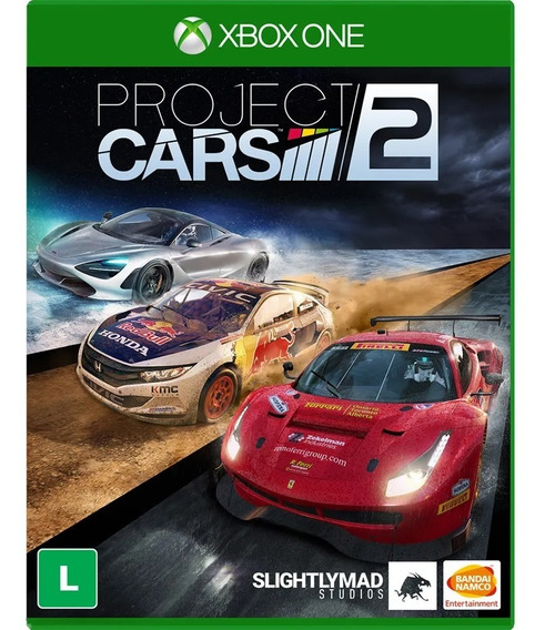 Project Cars 2 -xbox One - Lacrado