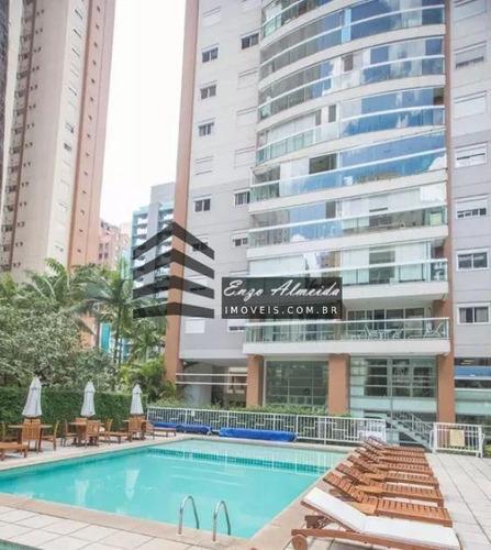 Apartamento Para Venda Em São Paulo, Vila Olimpia, 3 Dormitórios, 3 Suítes, 4 Banheiros - 978_1-1547736