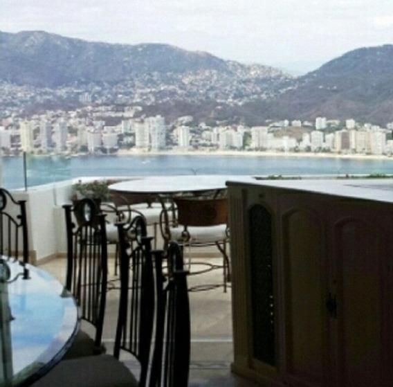 Departamento En Venta Las Brisas Acapulco / Penthouse