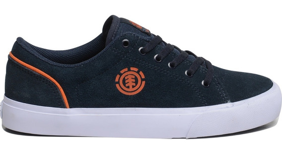 Zapatillas Element Y Creeton Navy White Niño Bfctveyc