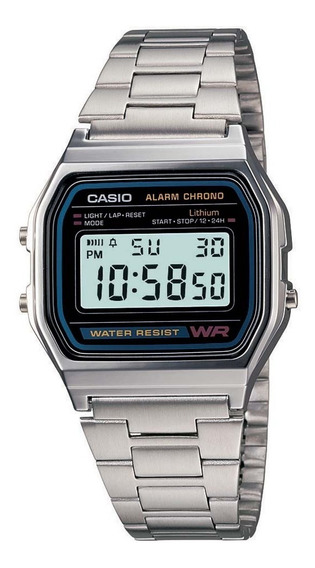 Relogio Casio Digital Retrô Vintage Caixa Original Nf
