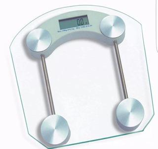 Balanza Digital De Vidrio Templado