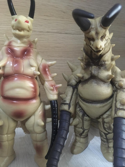 Bonecos Ultraman - Monstros 2 Pack 16cm