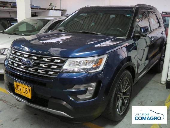 Ford Explorer Limited2017 Jdv187