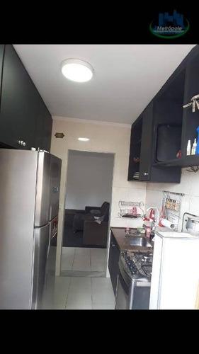 Apartamento À Venda, 49 M² Por R$ 140.000,00 - Parque Continental Iv - Guarulhos/sp - Ap1152