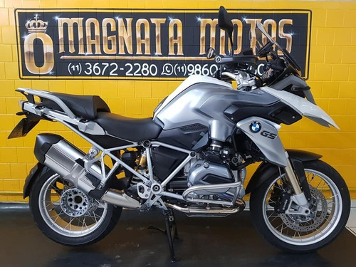 Bmw R 1200 Gs Exclusive - 2014 - Km 27.000