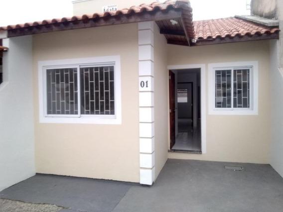Casa Em Bela Vista, Palhoça/sc De 50m² 2 Quartos À Venda Por R$ 140.000,00 - Ca335712
