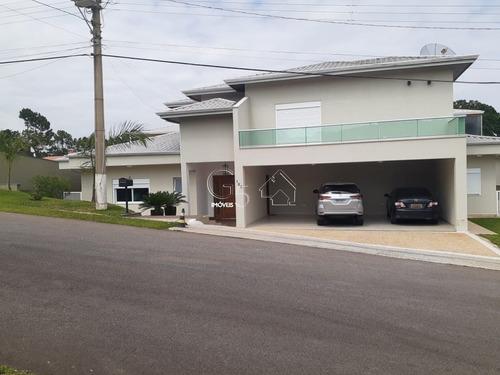 Imagem 1 de 26 de Casa Em Condomínio Em Jundiaí, Mobiliada, 4 Suítes, Piscina, Jardim, Quintal - Ca00339 - 67639540