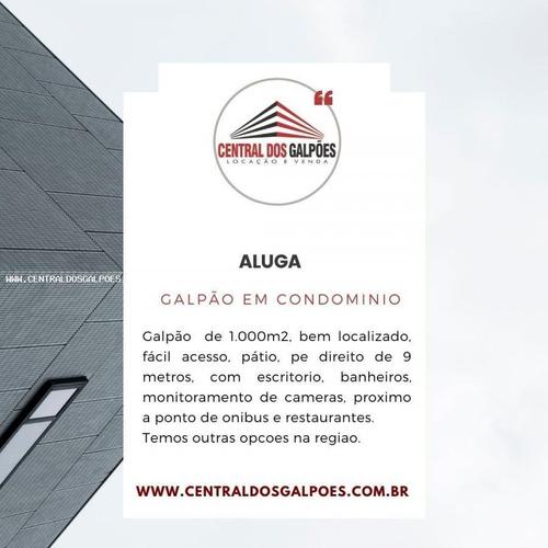 Galpão Para Locação Em Londrina - Cdg01_2-1163140
