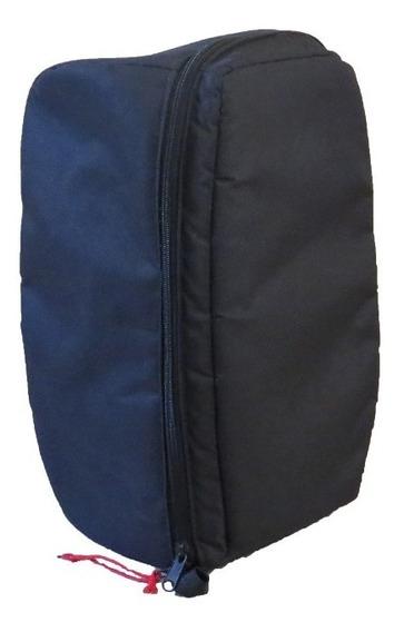 Capa Bag Caixa 8 Wls Csr Qsc Auro Rcf Sanson Jbl