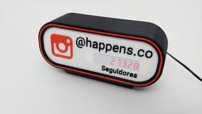 Contador De Seguidores - Instagram