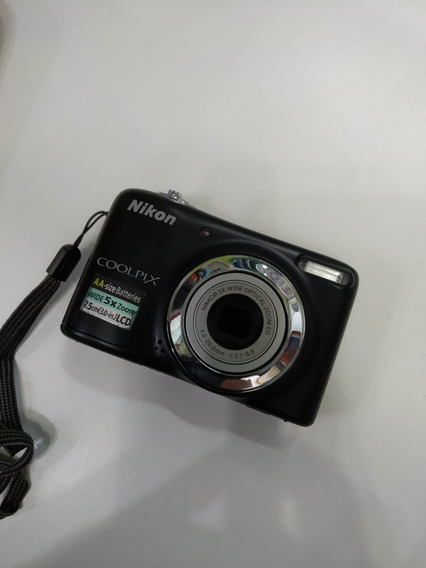 Camera Nikon L25 - Em Ótimo Estado