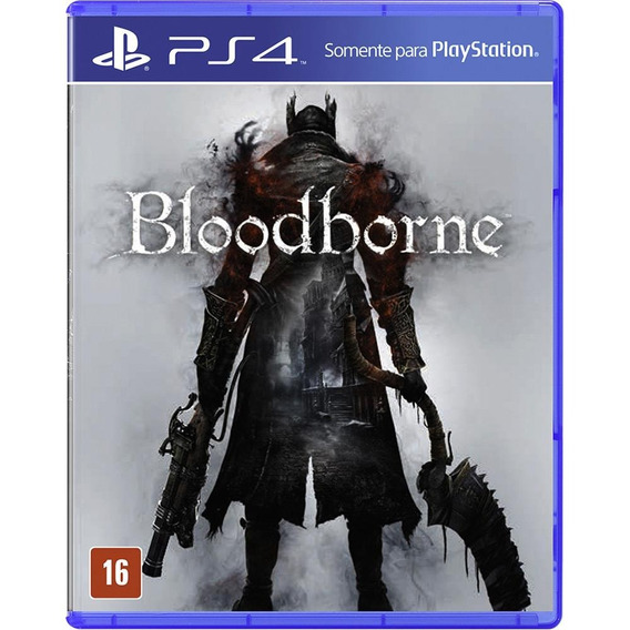 Bloodborne Ps4 Dublado E Lacrado