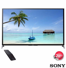 Smart Tv Led 3d Sony 70 Com Funcao Futebol Kdl-70w856b