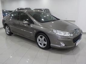 Peças Para Peugeot 407 Aut. Ano 2012 (veiculo Sucata).