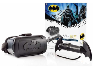 Lentes De Realidad Virtula Vrse Batman Video